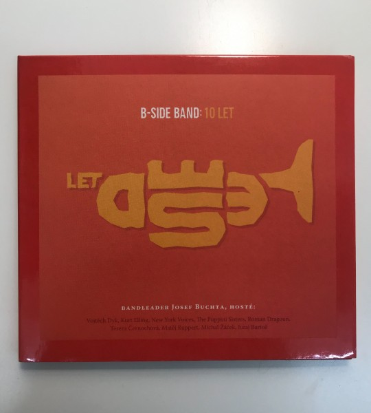 CD B-Side Band: 10 let