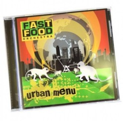 CD Urban Menu - Fast Food Orchestra