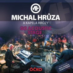 CD/DVD G2 ACOUSTIC STAGE - Michal Hrůza