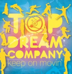 CD Keep on movin' - Top Dream Company