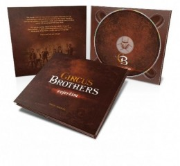 CD #vjeržim - Circus Brothers